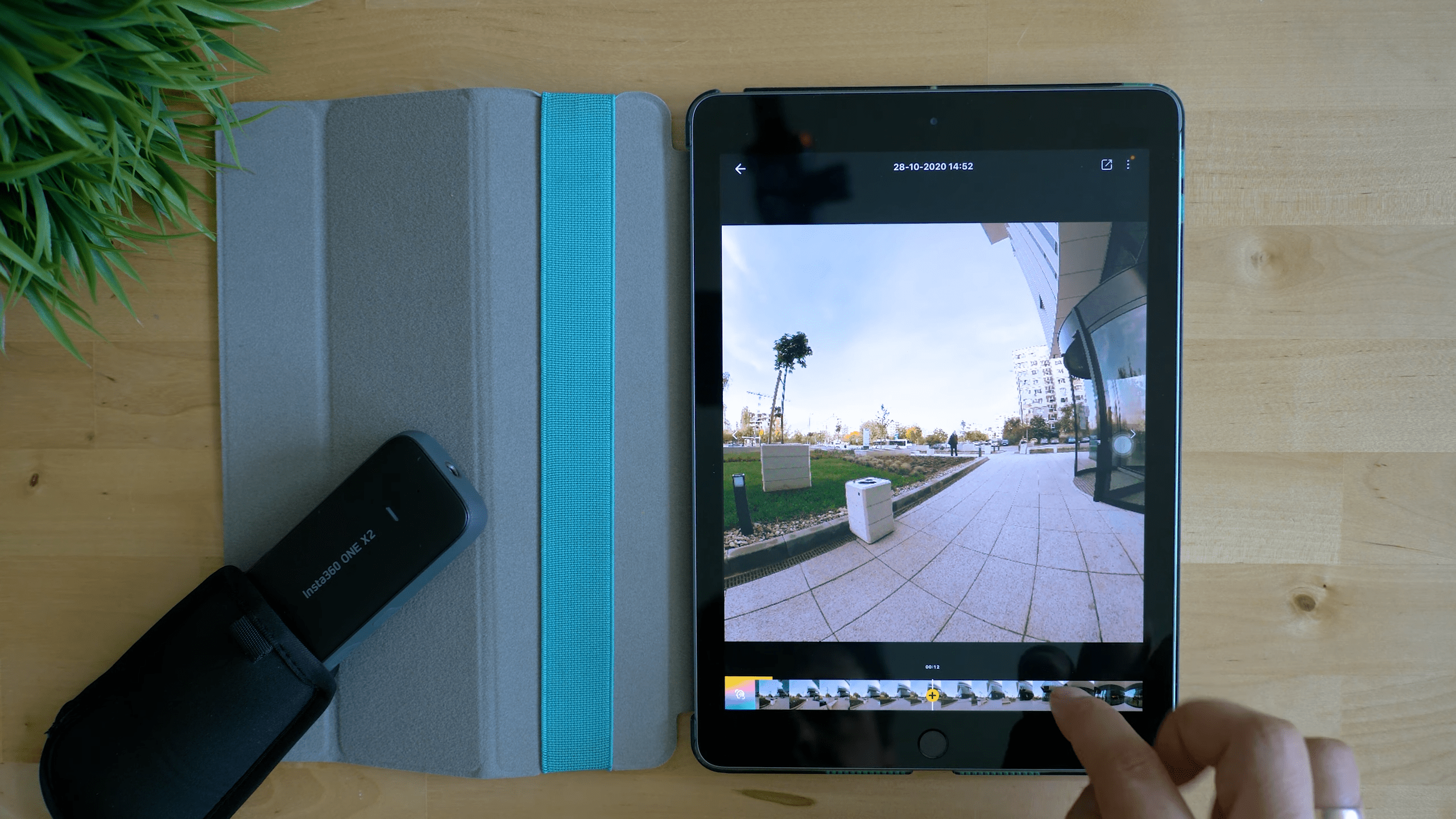 Insta360 ONE X2 Mobile App filters App