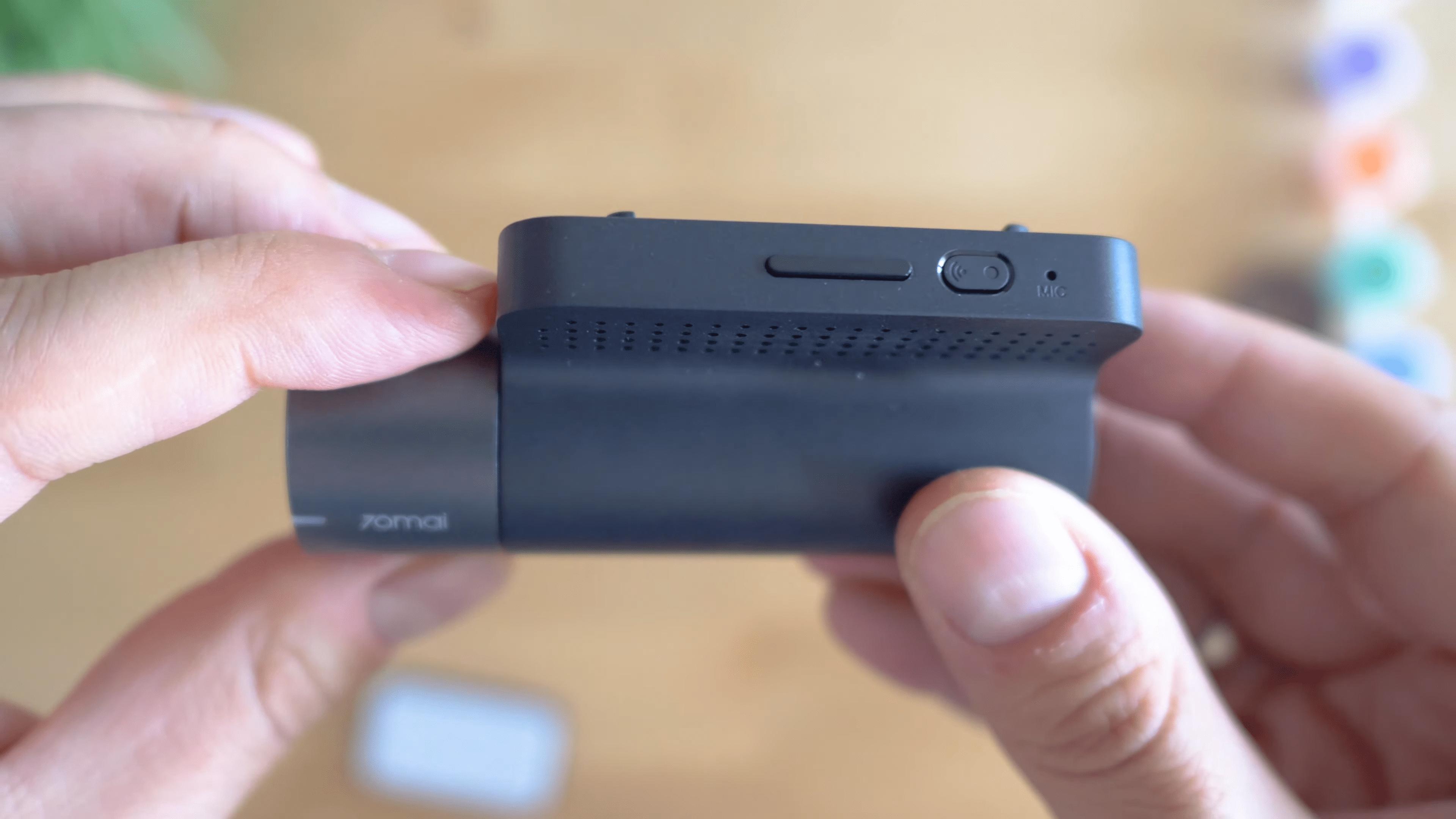 Xiaomi 70Mai mini Camera Buttons