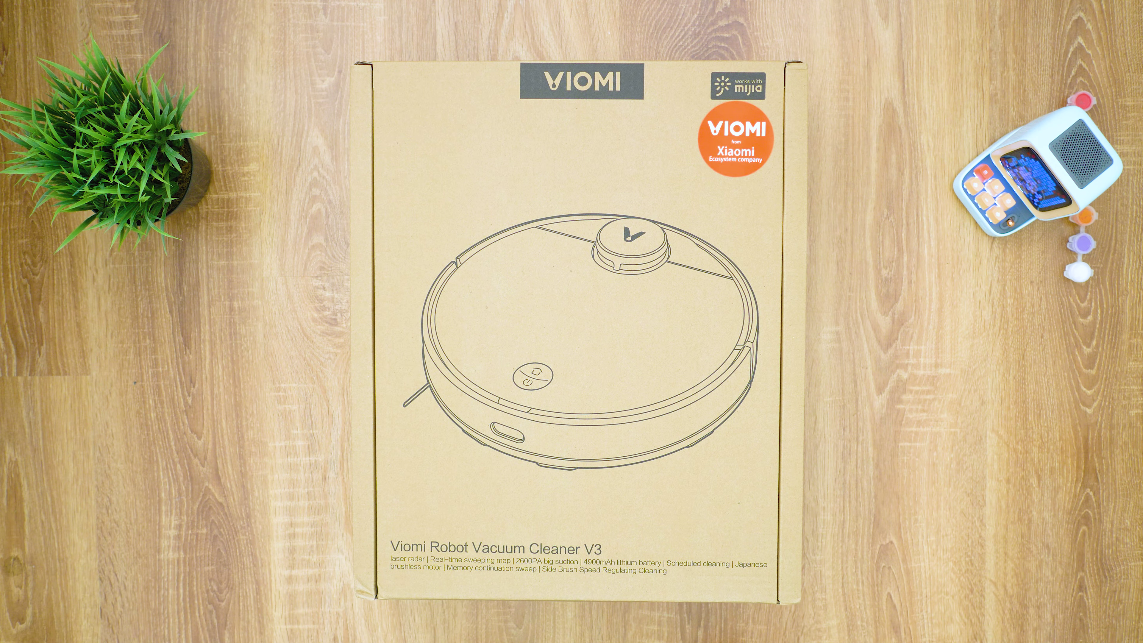 Viomi V3 Unboxing